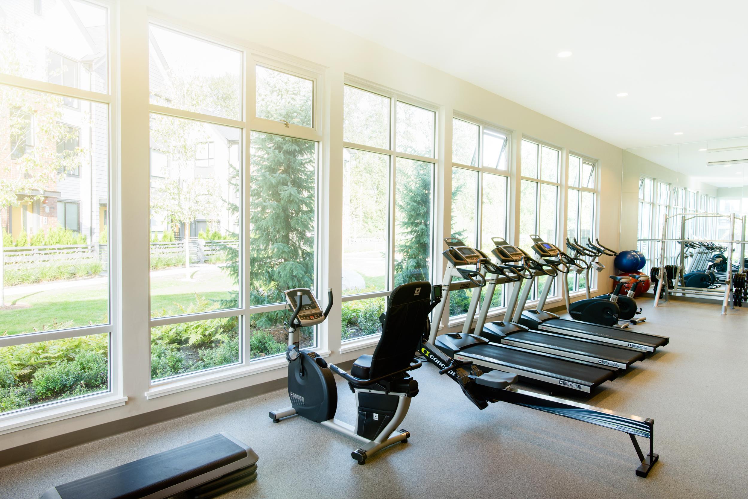 Fremont Living Rental Apartments Fitness Studio