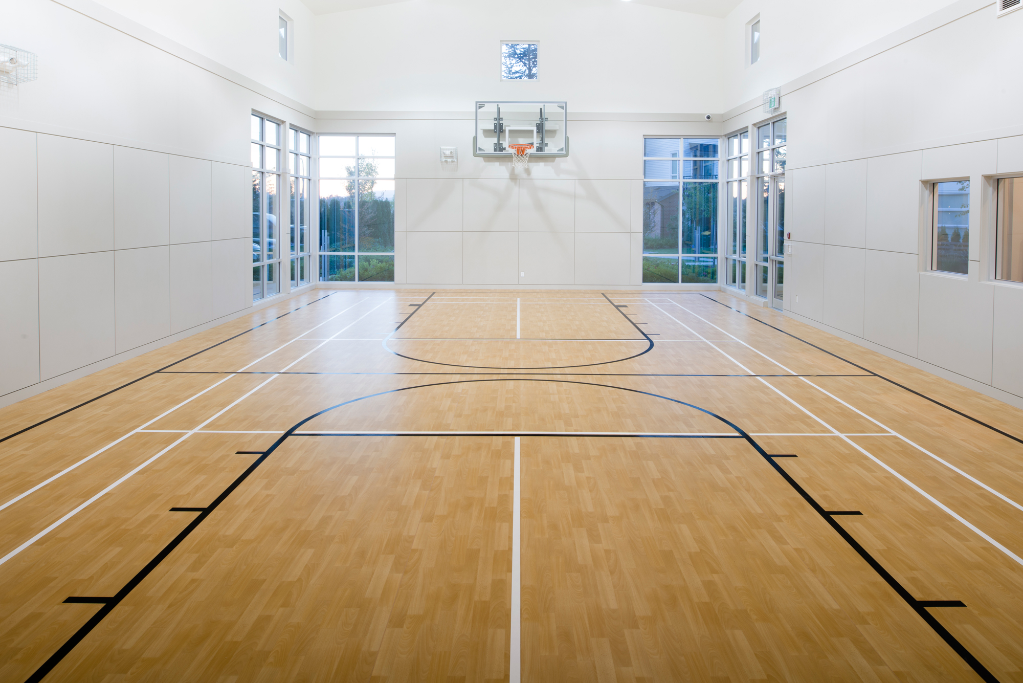 Riverclub Gym Townhomes in Vancouver